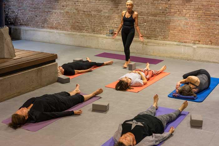 New York Gym Amsterdam Yogales Soraya Ockhuysen 2