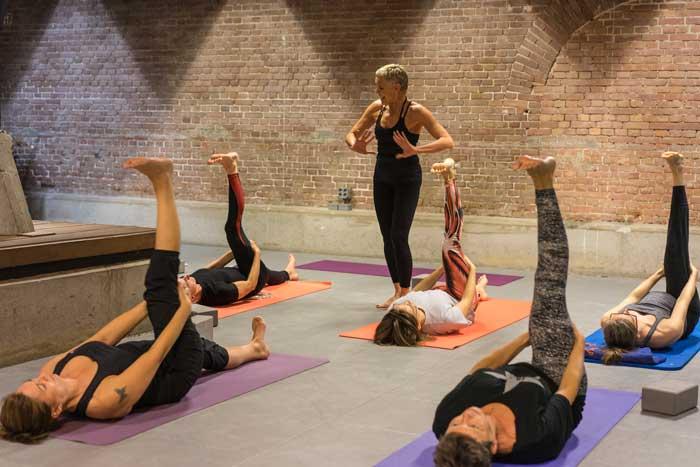 New York Gym Amsterdam Yogales Soraya Ockhuysen 3