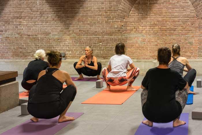 New York Gym Amsterdam Yogales Soraya Ockhuysen