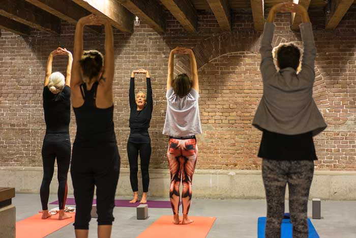 New York Gym Amsterdam Yogales Soraya Ockhuysen 1