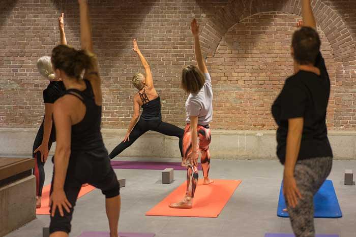 New York Gym Amsterdam Yogales Soraya Ockhuysen 6