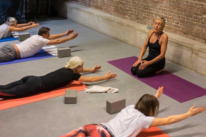 New York Gym Amsterdam Yogales Soraya Ockhuysen 5